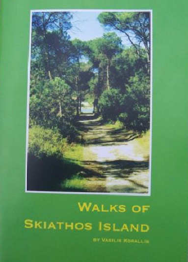 Skiathos Walks Book